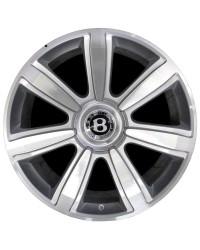 Комплект 7-лучевых колесных дисков Bentley R21
