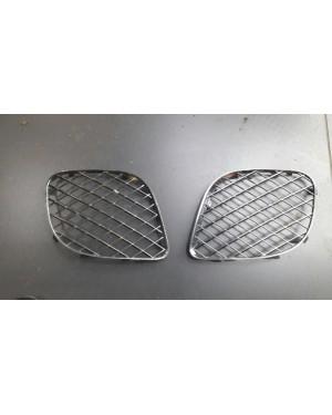 Решетки в бампер Bentley Continental Flying Spur Speed