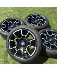 Комплект колесных дисков Rolls Royce Black Badge оригинал
