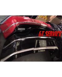 Бампер задний Bentley Continental GT 2 Facelift Restyling 2016