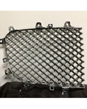 Решетка радиатора Bentley Continental хром правая БУ