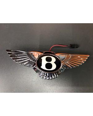Кнопка открывания багажника со значком Bentley